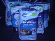 DryNites Windeln 4 - 7 Jahre