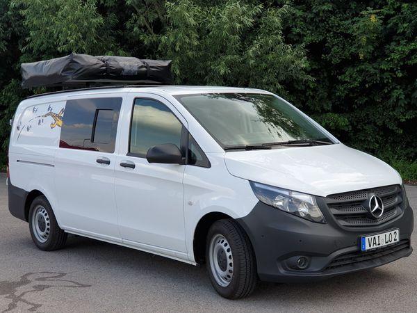 Campervan Mercedes-Benz VANlovers V5
