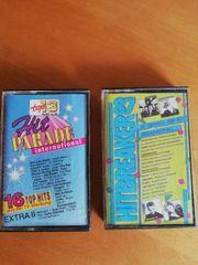 Musikkassetten 2Stk