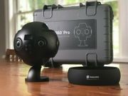 Insta360 Pro 2xBatterien Ladegerät GPS -