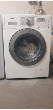 Samsung Waschmaschine mit aktiv Schaum