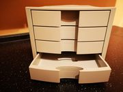 Ordnungsboxen mit Schubladen