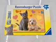 Ravensburger Puzzle Katzenmotiv