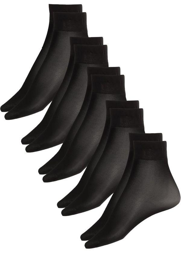 Söckchen Strümpfe getragen
