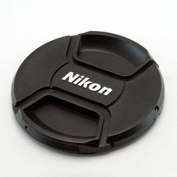 Nikon Lc-58 58mm Schnappend Vordere