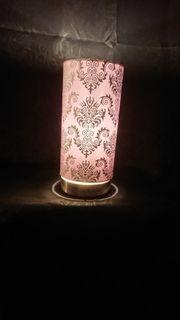 Nachttisch Deko Tisch Lampe 2