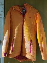 Kari Traa Jacke Orange Gr