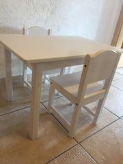 Ikea Sundvik Kindertisch mit 2