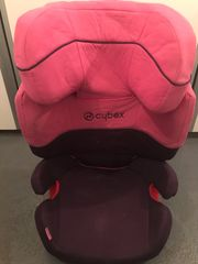 Cybex Solution x-fix purple