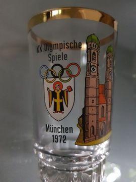 Raritäten Olympiade 1972 München Oktoberfest: Kleinanzeigen aus München Au-Haidhausen - Rubrik Glas, Porzellan antiquarisch
