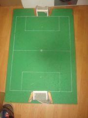 Tipp Kick Spielplatte Selbstbau mit
