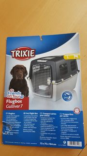 Flugbox Gulliver 7 Trixi