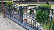 Schmiedeeisen Zaun aus Polen Metalltreppen