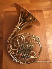 Doppelhorn F Bb