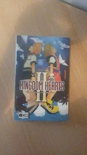 Kingdom Hearts 2 Taschenbuch
