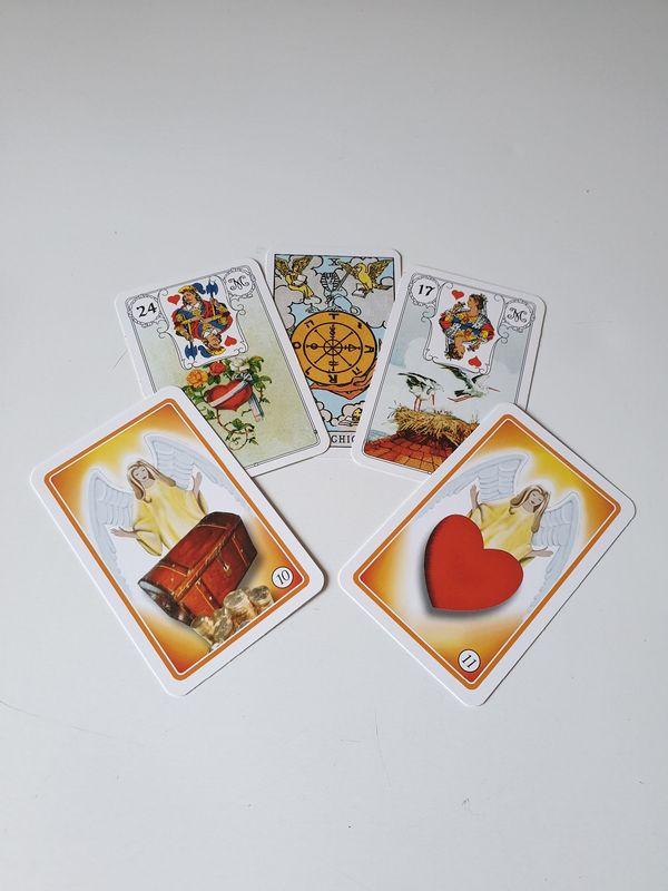 Kartenlegen -Telefon oder Live Beratung -