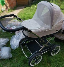 Kinderwagen - Kinderwagen Primonido Culla Elite