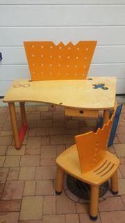HABA Schreibtisch Skribbel mit Stuhl