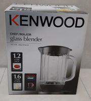 Kenwood Glas-Mixaufsatz - NEU