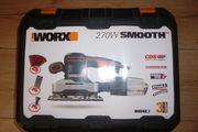 Schwingschleifer Worx WX 642 1