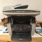 HP Laserjet 3020