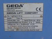 GE-DA 16 m mit Zubehör