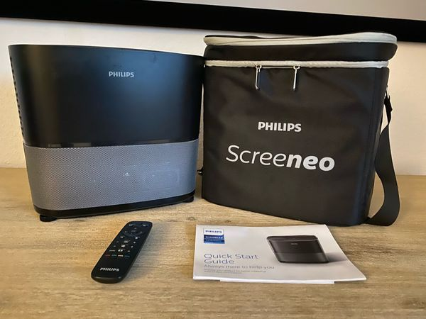 Phillips Screeneo 2 0 HDP2510