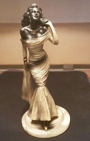 Art Deco Statuette mondäne Dame