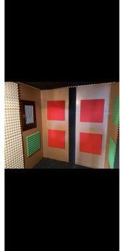 Homeoffice Schallschutzkabine Coronabox