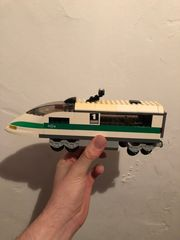 Lego 4511 Highspeed Train Eisenbahn