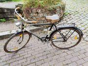 50 jahre Bauer Jubiläums - Fahrrad