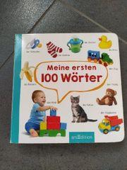 Buch Meine ersten 100 Wörter