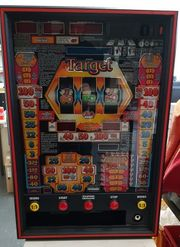 Spielautomat Bally Wulff Rototron Target