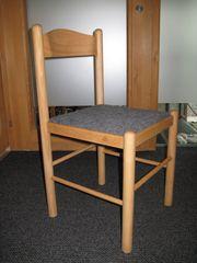 Stuhl vollholz
