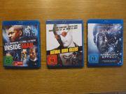 3 Blu-ray Filme Inside Man