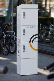 Ladeschrank für E-Bike Pedelec und