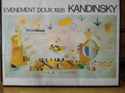 Wassily Kandinsky Evenement Doux 1928