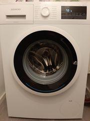 Siemens Waschmaschine A Nur für