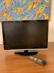 LCD-Fernseher mit integrierten DVD Spieler