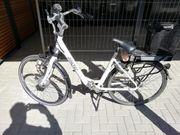 E Bike Damenfahrrad
