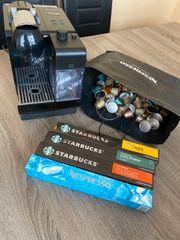 Nespresso Latissima Kaffee kapselmaschiene mit