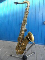 Kohlert Tenor Saxophon Regent Baujahr