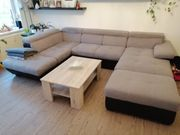 Wohnlandschaft Sofa Couch XXL