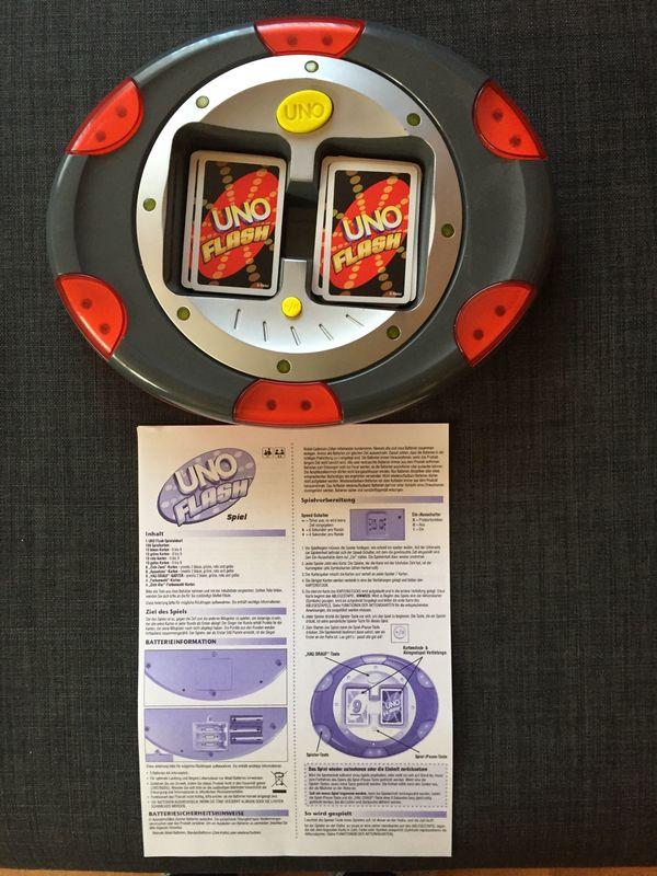 UNO Flash Kartenspiel von Mattel