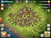 Clash of Clans RH10 CK-Acc