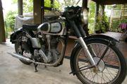 Norton International Model 30 500cc