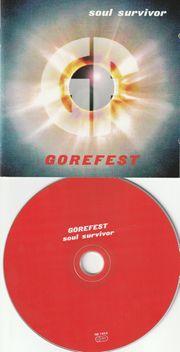 CD - Gorefest - Soul Survivor Nuclear