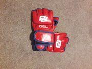 MMA Handschuhe aus Leder