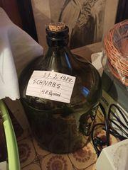 Glasbalon 20 Liter