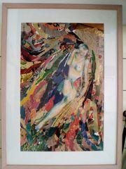 Zu verkaufen schönes abstraktes kunstwerk